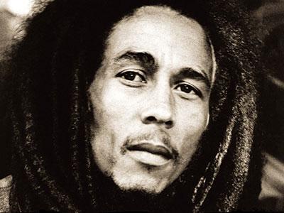 Nine Mile Bob Marley Sepia