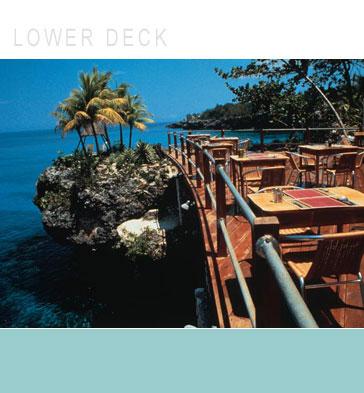 Rock House Lower Deck