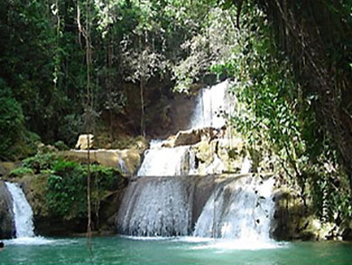YS Falls Main Falls