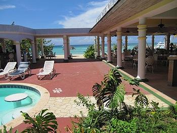 beachcomber club negril jamaica