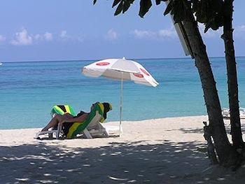 coral seas beach negril jamaica