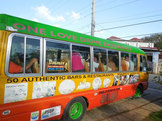 one love bus bar crawl Join the One Love Bus Bar Crawl